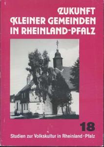 Zukunft kleiner Gemeinden in Rheinland-Pfalz