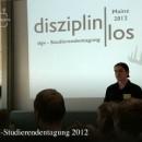 dgv-Studierendentagung 2012