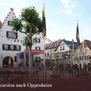 Marktplatz in Oppenheim (Foto: Pedelecs / steht unter Creative Commons BY-SA-3.0)